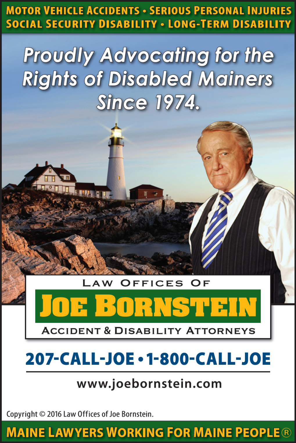 The Law Offices of Joe Bornstein